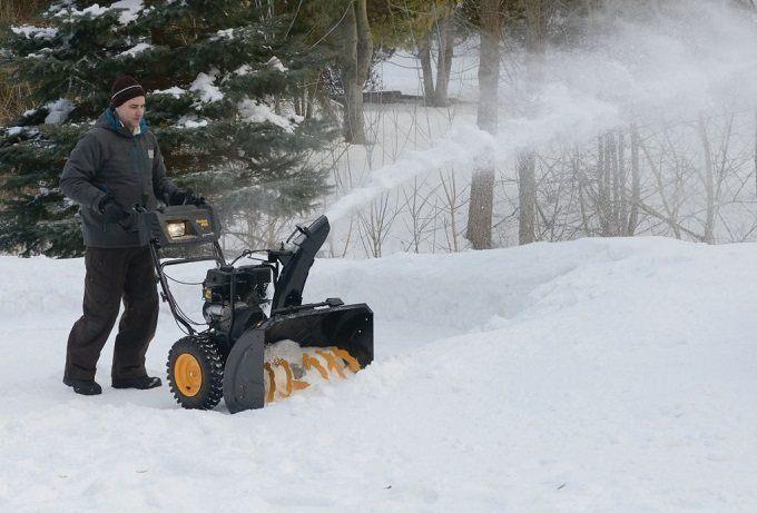 Best 2-Stage Snow Blower