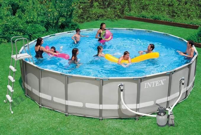 Coleman Pools vs. Intex Pools