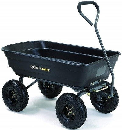 Gorilla Carts GOR4PS