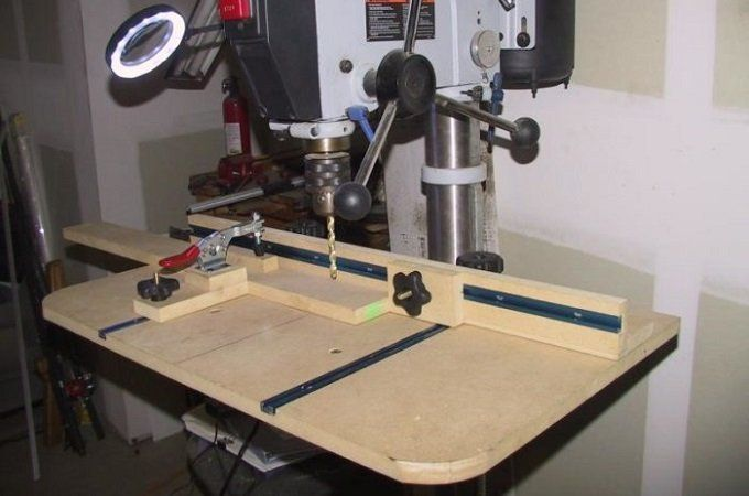 How to Buy the Best Drill Press Table