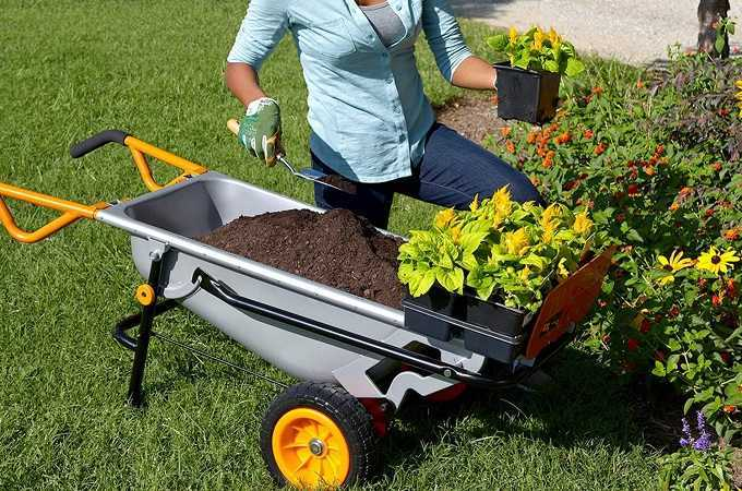 How to Buy the Best Garden Cart