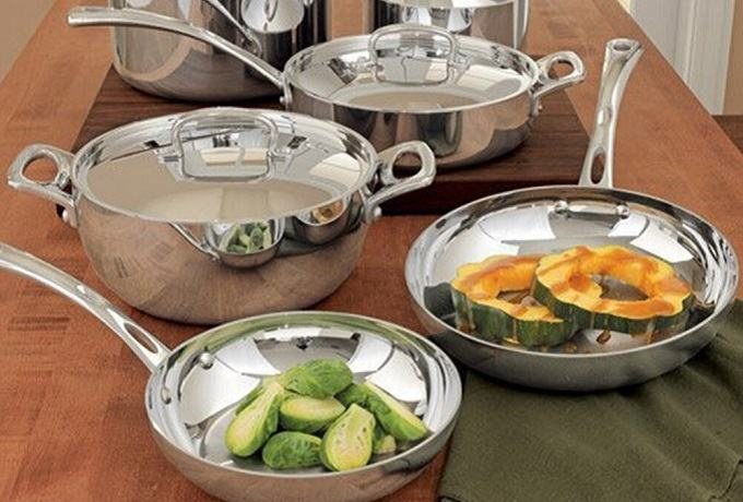How to Buy the Best Stainless-Steel Cookware