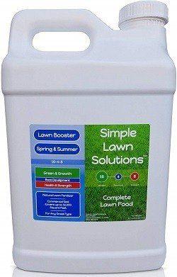Simple Lawn Solutions Lawn Fertilizer
