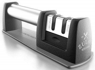 Zulay Kitchen Manual Knife Sharpener