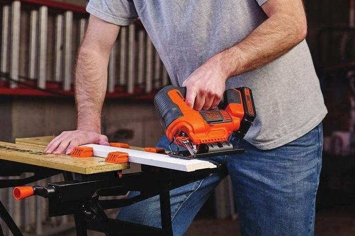 How to Use the Cordless Jigsaw