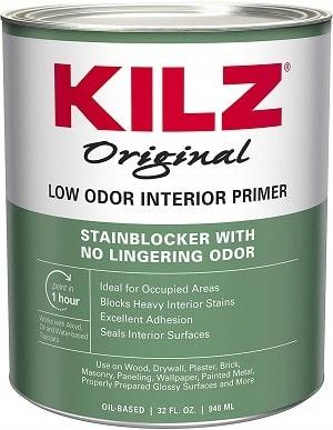 Kilz Odorless Primer