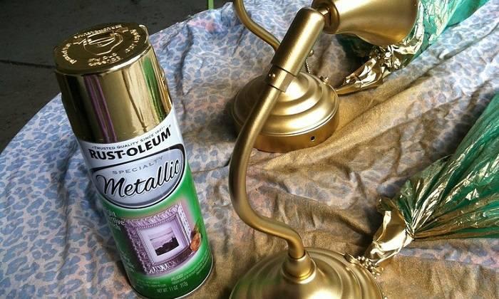 Best Gold Spray Paint