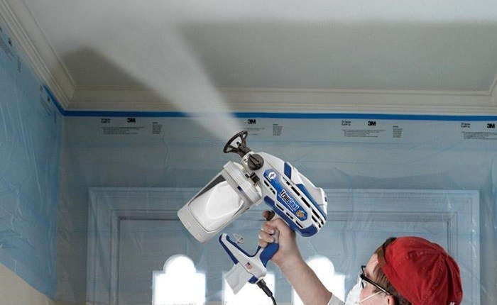 Best Paint Sprayer for Ceiling