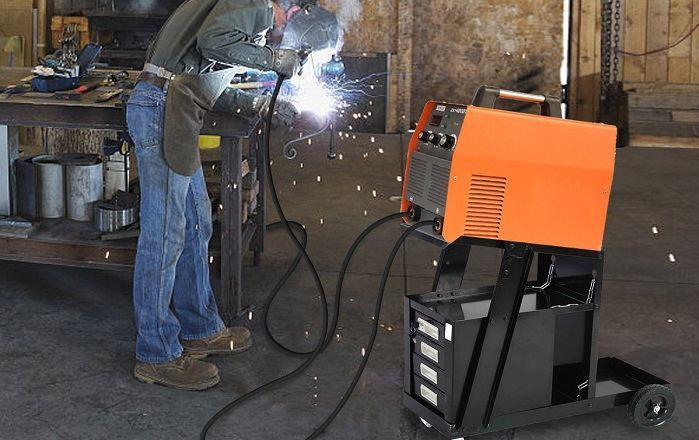 Best Welding Cart