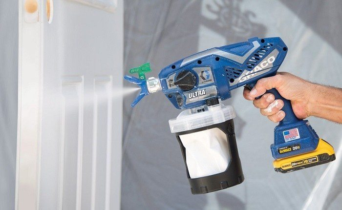 How to Buy the Best Cordless Paint Sprayer