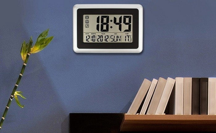 How to Buy the Best Digital Wall Clock