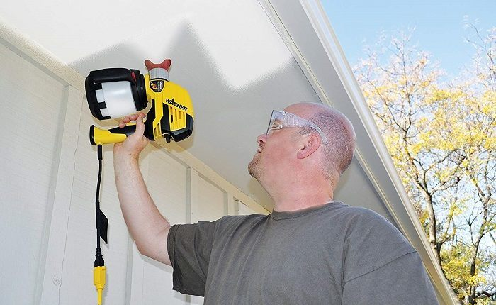 How to Buy the Best Paint Sprayer for Ceiling