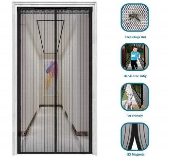 Innotree Magnetic Screen Door