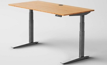Jarvis Bamboo Desk