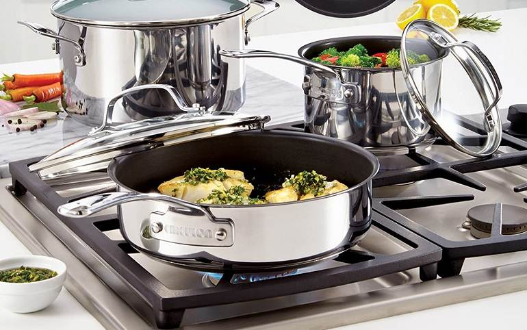 Best Nonstick Induction Cookware