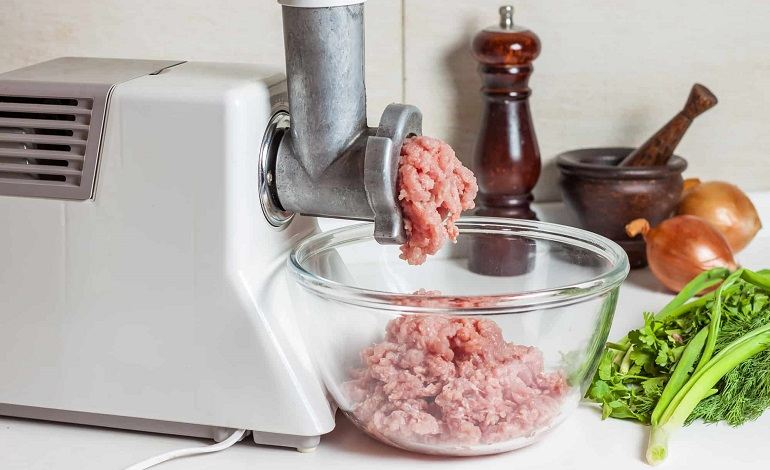 How to Use Electric Meat Grinder