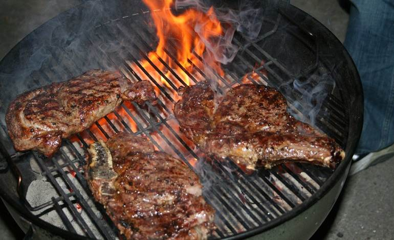 Step By Step Guide On How To Grill Steak On A Charcoal Grill