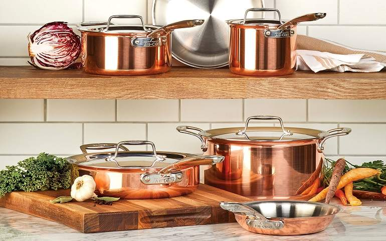 Tips for Long Lasting Copper Pans