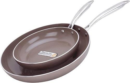 WaxonWare Ceramic Pan