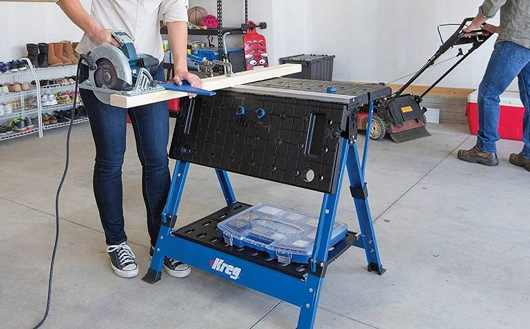 Best Portable Workbench
