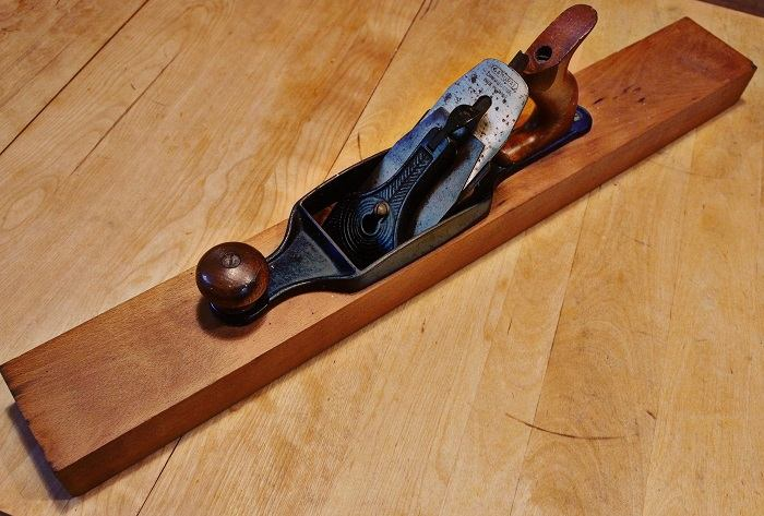 Transitional Hand Planes