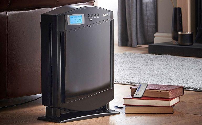 What is an Air Purifier Ionizer