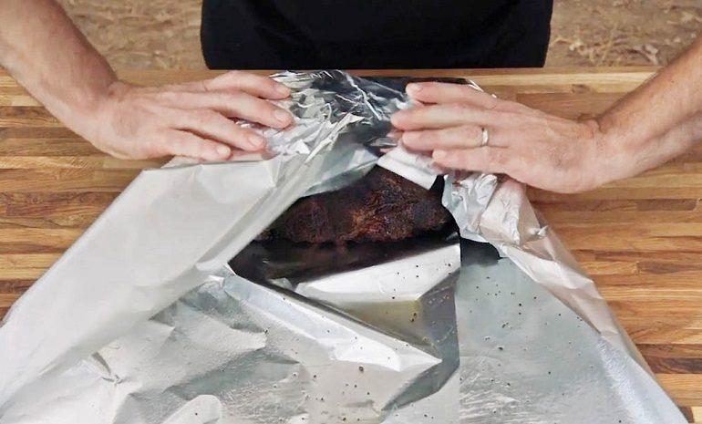 When To Wrap Brisket