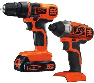 Black & Decker BD2KITCDDI
