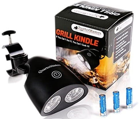 Grill Kindle BBQ-001