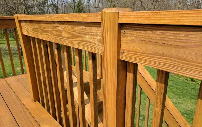How to Apply Deck Stain and Tips