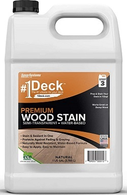 SaverSystems Premium Wood Stain