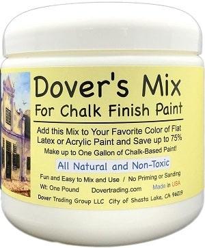 Dover's Chalk Paint Mix