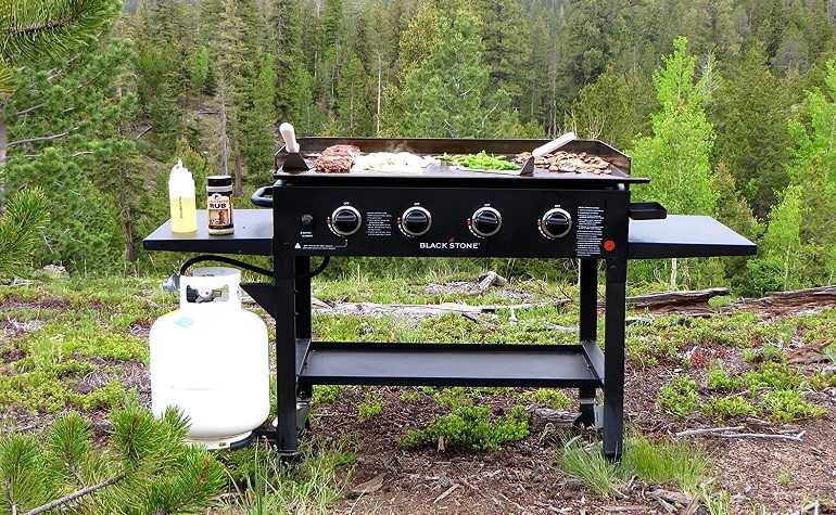 How to Buy the Best Flat Top Grill