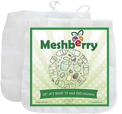 Meshberry s-100-200 milk bag