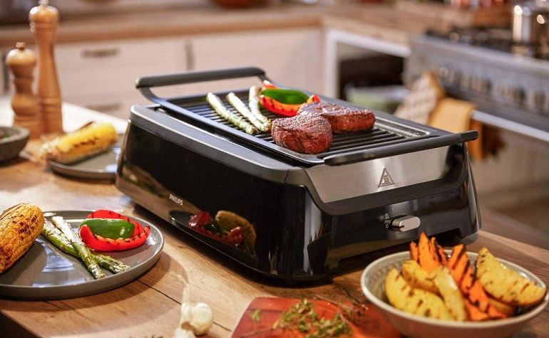 Best Smokeless Indoor Grill