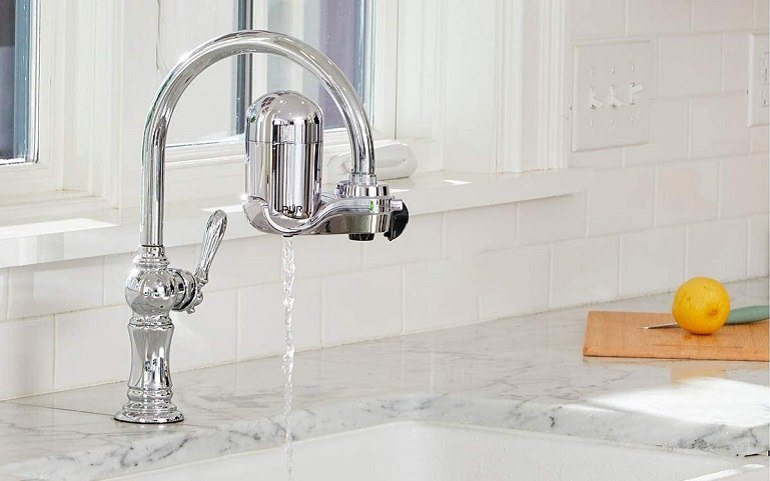 How to Install a Faucet Water Filter