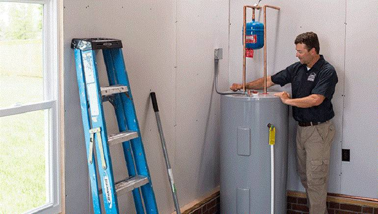 How to Install the Hybrid Water Heater