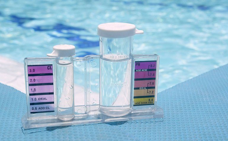 Why is pH important for Pools