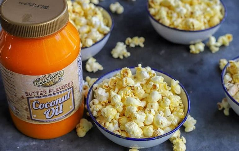 Best Oil for Popcorns