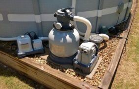 How To Backwash A Sand Filter