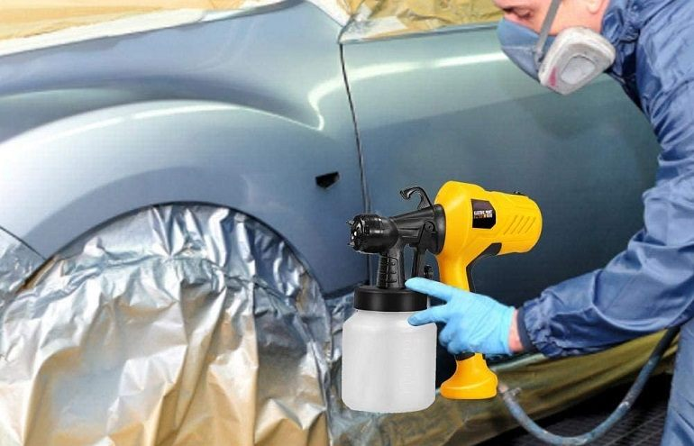How to Buy the Best Auto Paint Spray Guns