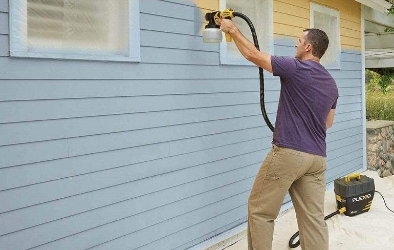 How to Buy the Best Commercial Paint Sprayers