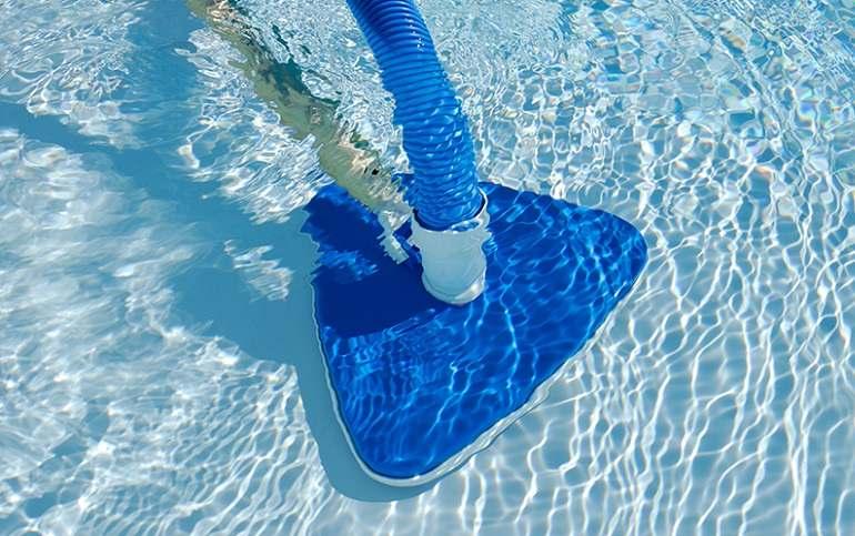 Vacuum a Pool