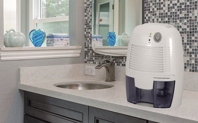 How to Buy the Best Dehumidifiers for Bathrooms