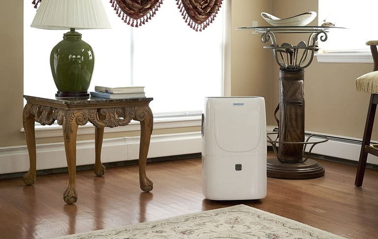How to Choose the Right Size of Dehumidifier