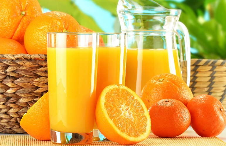 How Much Orange Juice is too Much