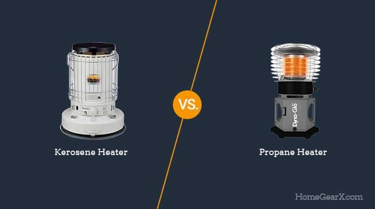 Kerosene Heater vs. Propane Heater