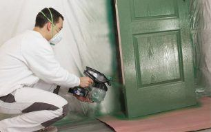 How Does an Airless Paint Sprayer Work