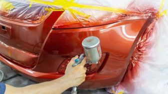 How Much Does It Cost to Paint a Bumper