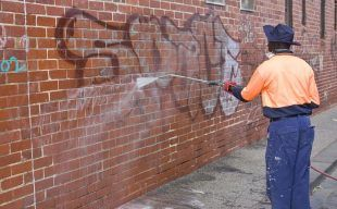 How To Remove Spray Paint From Wall